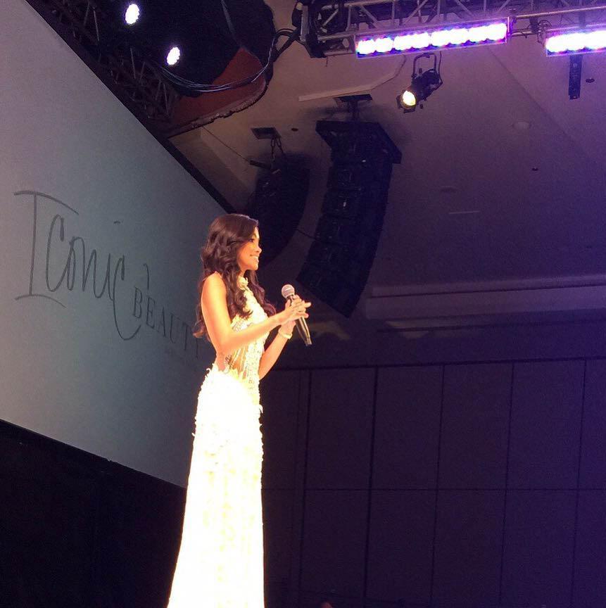 Bryiana Dyrdek founded Iconic Beauty in 2015