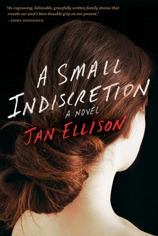 Jan Ellison's book 'A Small Indiscretion.'