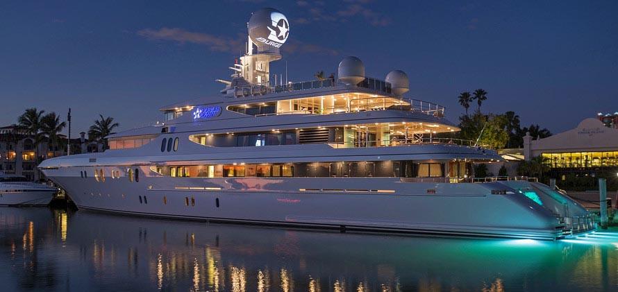 Jordan Belfort's yacht, Nadine
