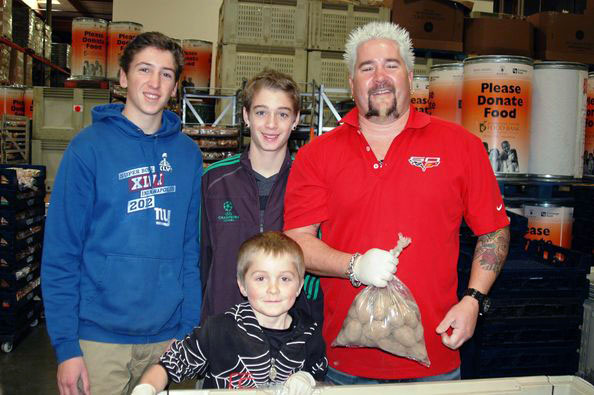 Lori and Guy Fieri are also parents to Jules Fieri, her sister's son