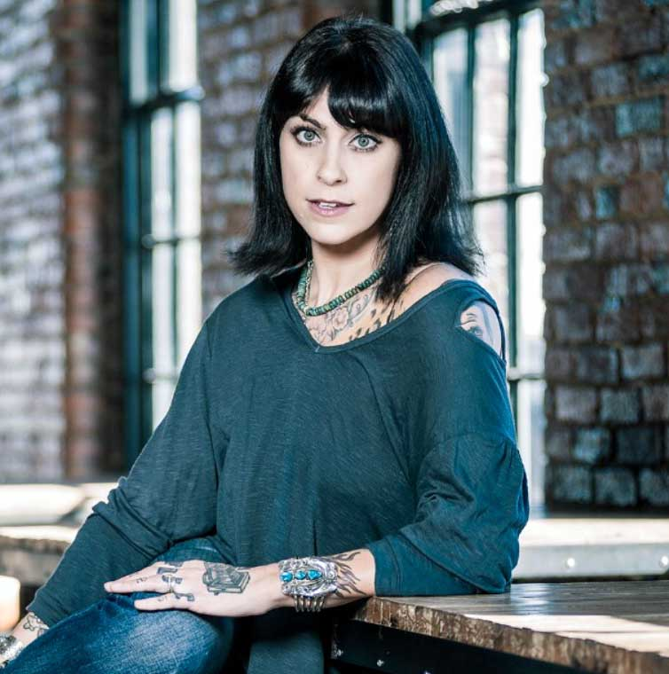 Photo of Danielle Colby from American Pickers.