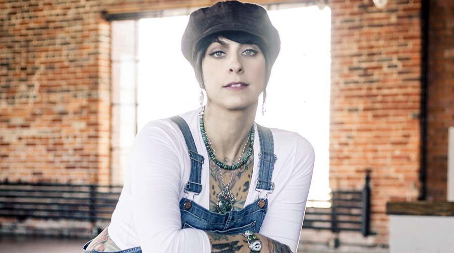 Photo of American Pickers star, Danielle Colby