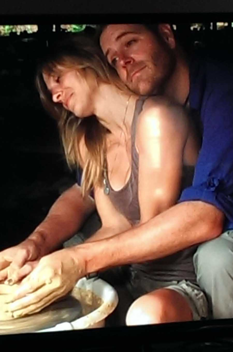 Rumored Photo of Josh Gates and Erin Ryder.