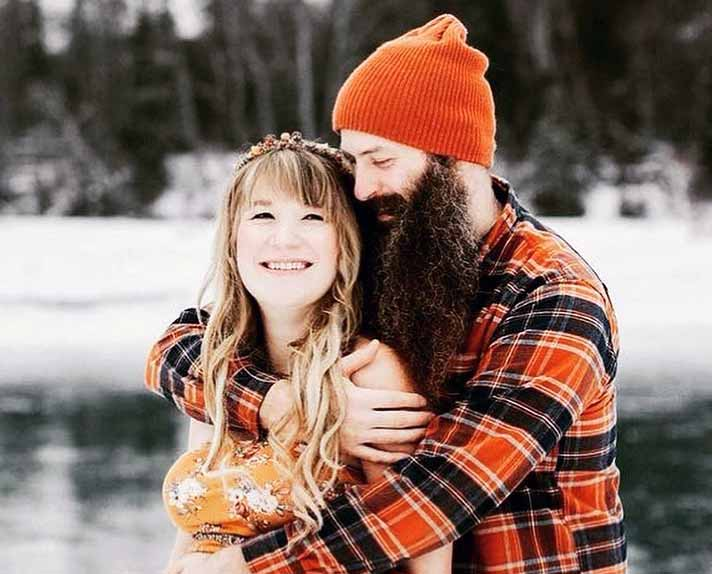 Photo of Matt Raney and his wife, Katie Raney.