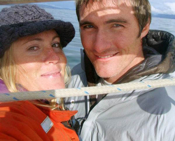 Photo of Misty Raney and Husband Miciah Bilodeau