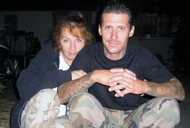 Image of Tia Torres and her Ex-husband, Aren Marcus Jackson.