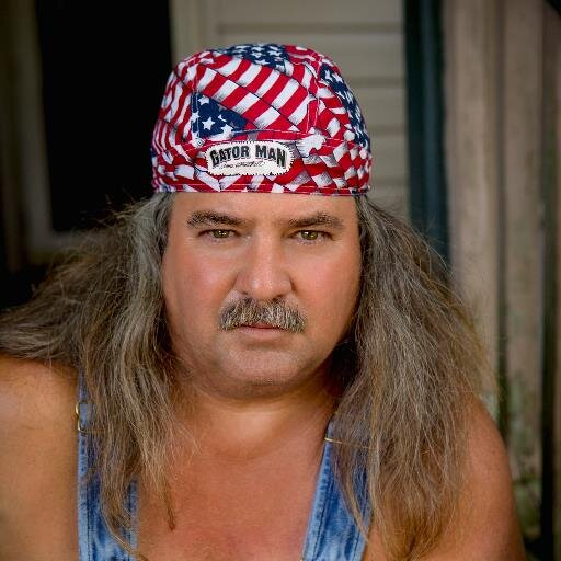 Image of Swamp People cast member, Bruce Mitchell