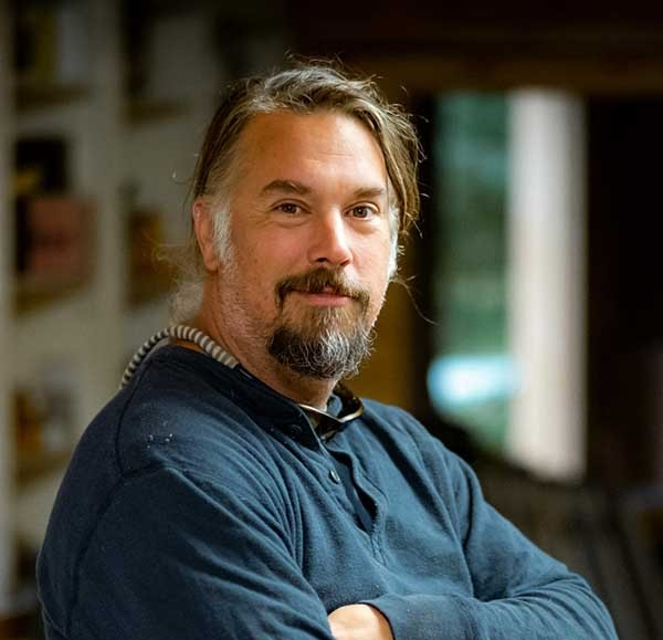 Image of Maine Cabin Masters Cast Member, Matthew Dixie