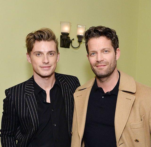 Image of renowned artist, Nate Berkus and Jeremiah Brent