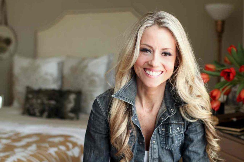 Image of HGTV's star, Nicole Curtis
